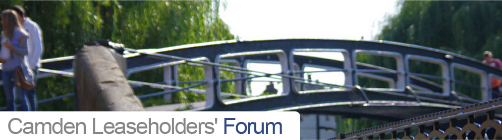 Camden Leaseholders Forum